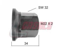CASALS 21114 - TUERCA M22X150 SW32