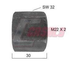 CASALS 21157 - TUERCA M18X2 SW27