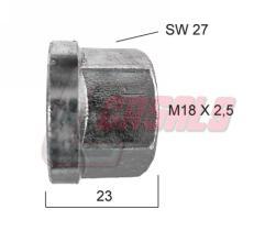 CASALS 21192 - TUERCA M18X1,5 SW27