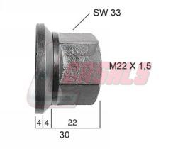 CASALS 21261 - TUERCA 22X2 SW32