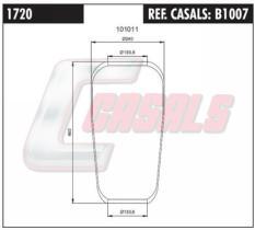CASALS B1007 - FUELLE SUSP. NEUMATICA 727 N