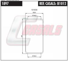 CASALS B1012 - FUELLE SUSP. NEUMATICA SCANIA 896 N