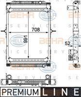 Hella 8MK376745151 - RADIADOR RENAULT MAGNUM(PNG)