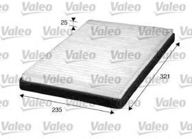 Valeo 716006 - Filtro de aire Antipole RENAULT VI - DAF