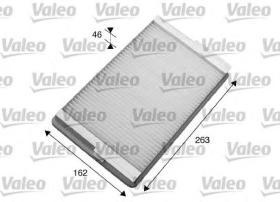 Valeo 716007 - Filtro de aire Antipolen DAF