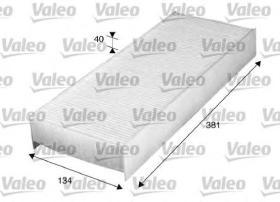 Valeo 716010 - Filtro de aire Antipolen RENAULT VI - VOLVO