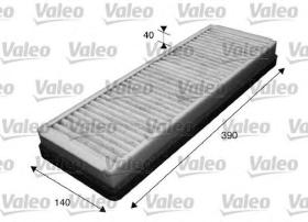 Valeo 716011 - Filtro de aire Antipolen MERCEDES