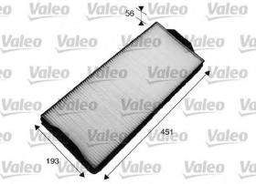 Valeo 716019 - Filtro de aire Antipolen MERCEDES