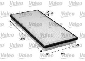 Valeo 716022 - Filtro de aire Antipolen MERCEDES