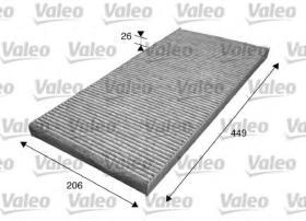 Valeo 716029 - Filtro de aire Antipolen IVECO
