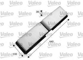 Valeo 716033 - Filtro de aire Antipolen IVECO