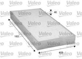 Valeo 716034 - Filtro de Aire Antipolen IVECO