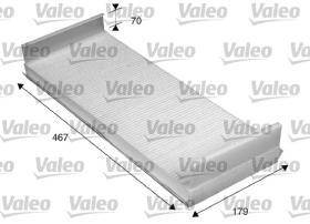 Valeo 716037 - Filtro de aire Antipolen MAN