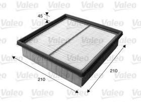 Valeo 716041 - Filtro de aire Antipolen SCANIA