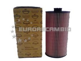 Man 51055040096 - Filtro de Aceite MAN