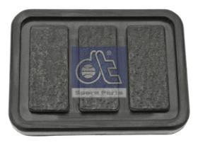 Diesel Technic 247250 - Goma del pedal