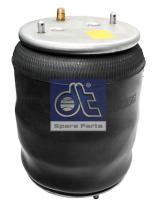 Diesel Technic 125056 - Fuelle de suspensión neumática