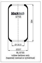Black Tech RL9755 - Fuelle Suspension MERCEDES