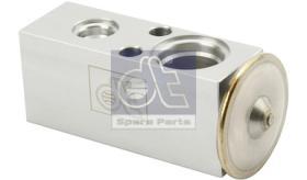 Diesel Technic 122746 - Válvula reguladora de calefacción