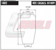 CASALS B1009 - FUELLE SUSP. NEUMATICA 728 N