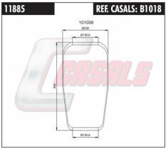 CASALS B1018 - BOTELLA SUS.NEUMATICA IVECO 945N