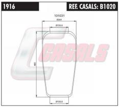 CASALS B1020 - FUELLE SUSP. NEUMATICA RZ 450-25