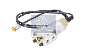 Diesel Technic 112095 - Válvula de combustible