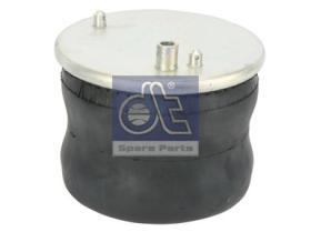 Diesel Technic 262434 - Fuelle de suspensión neumática