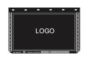 Adaico 6801548 - CANTONERA PLASTICO NEGRA EKO-9 0 P/CINTA 60MM