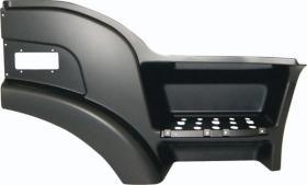 Qtc IST300 - Deflector izquierdo IVECO STRALIS