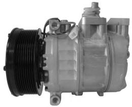 Nissens 89030 - Compresor aire acondicionado MERCEDES ACTROS 96-