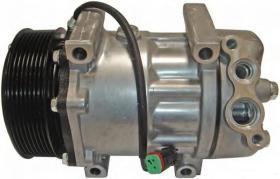 Nissens 89035 - Compresor aire acondicionado MERCEDES ACTROS 03-