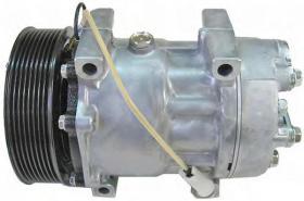 Nissens 89065 - Compresor aire acondicionado SCANIA 95-