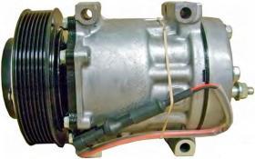 Nissens 89137 - Compresor aire acondicionado RENAULT VI PREMIUM 00-