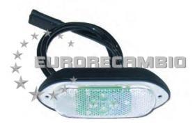 Faycom FA102111 - Piloto de situación lateral LED PLATAFORMA