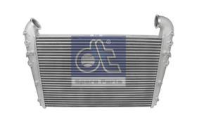 Diesel Technic 111252 - Intercooler