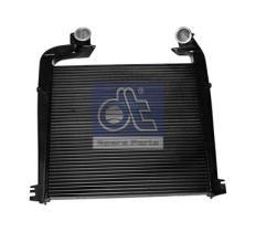 Diesel Technic 111255 - Intercooler