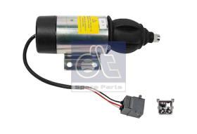 Diesel Technic 120027 - Válvula solenoide
