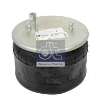Diesel Technic 125658 - Fuelle de suspensión neumática