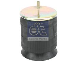Diesel Technic 125868 - Fuelle de suspensión neumática