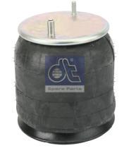 Diesel Technic 1026002 - Fuelle de suspensión neumática