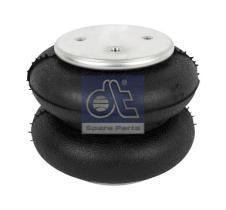 Diesel Technic 1026011 - Fuelle de suspensión neumática