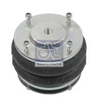 Diesel Technic 1046009 - Fuelle de suspensión neumática