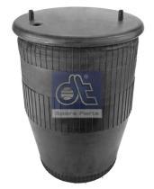 Diesel Technic 261032 - Fuelle de suspensión neumática