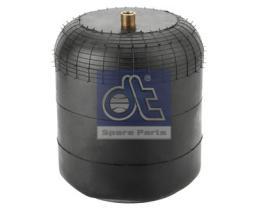 Diesel Technic 480861 - Fuelle de suspensión neumática
