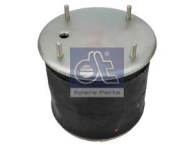 Diesel Technic 510239 - Fuelle de suspensión neumática