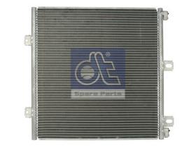 Diesel Technic 673005 - Condensador