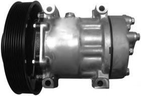 Nissens 89353 - Compresor aire acondicionado RENAULT