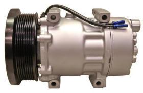 Nissens 89458 - Compresor aire acondicionado IVECO