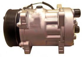 Nissens 89459 - Compresor aire acondicionado RENAULT PREMIUM